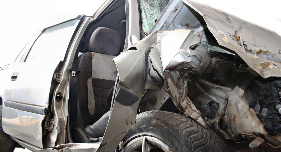 Collision, Accident, Yamuna Expressway