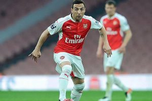 Arsenal's Cazorla undergoes successful surgery, out for 3 months