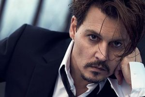 Johnny Depp spotted looking depressed