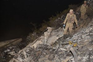 PIA crash: Flight's left engine malfunctioned, says initial report