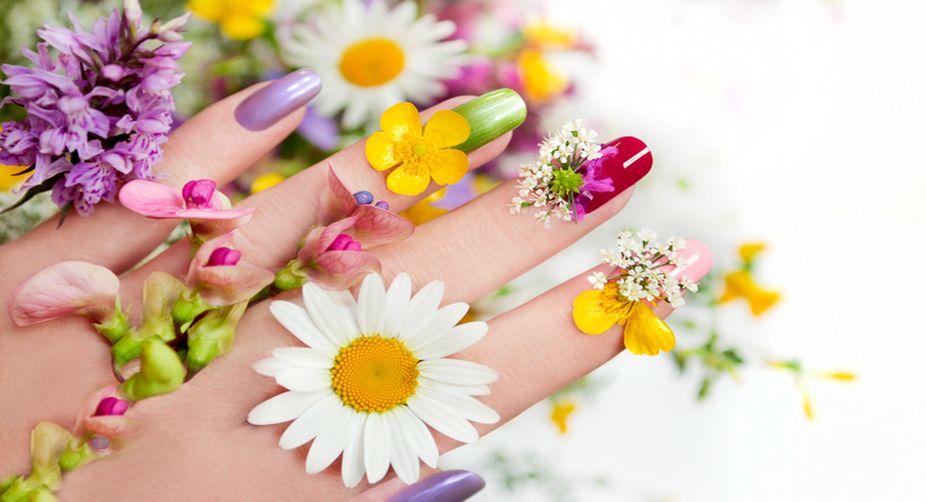 Nailing the art of nail art