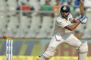 4th Test Day 2: India post 62/1 at tea