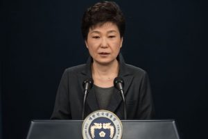 S Korean President again absent from impeachment trial