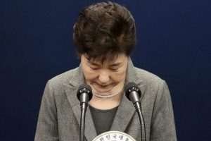 Impeached South Korea President to 'gravely' accept decision