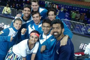 IPTL: Bopanna, Mirza shine as Indian Aces beat Singapore Slammers