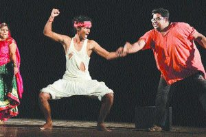 Celebration of Hindi theatre