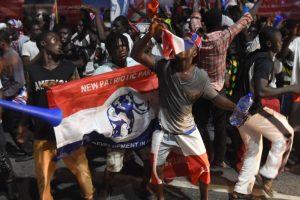 Nana Addo Dankwa wins presidential election in Ghana