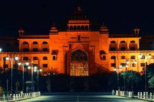 Uproar in Rajasthan Assembly over royal properties