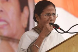 Will Modi resign after 50 days, asks Mamata