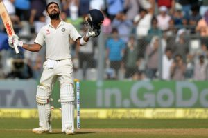 4th Test Day 3:  Kohli, Vijay tons give India charge