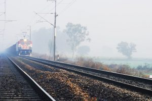 90 trains delayed, 8 cancelled due to Delhi fog