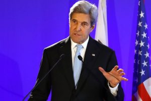 John Kerry given France highest honour