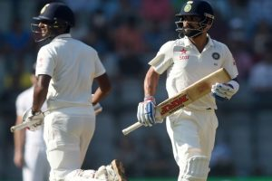 4th Test Day 4: India reach 579/7, lead by 179 runs at lunch