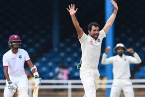 Mohammad Shami, Wriddhiman Saha ruled out of Chennai Test