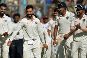 4th Test: India win by innings and 36 runs, take 3-0 lead in series