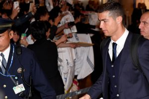 Real Madrid arrives in Japan to contest Club World Cup