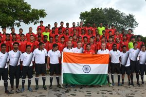 A Liverpool-like structure to uplift Indian football