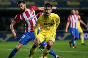 Villarreal beat Atletico Madrid 3-0, up to fourth in La Liga