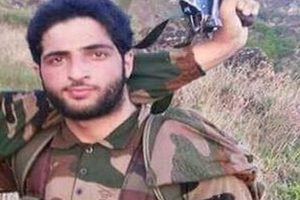 JK govt announces ex-gratia for Burhan Wani's brother