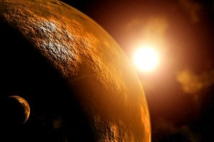'Mars may have had rings, and they may come back'