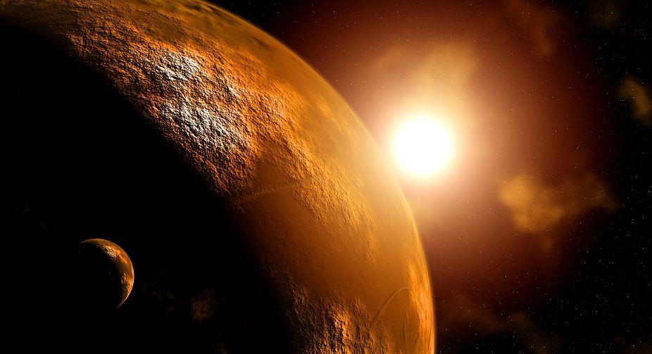 Strange and dangerous: Mars' mysteries revealed!