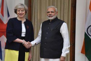 'Make in India, finance in UK'