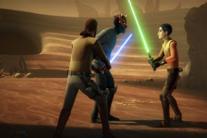 Star Wars Rebels S03E10: Visions and Voices review