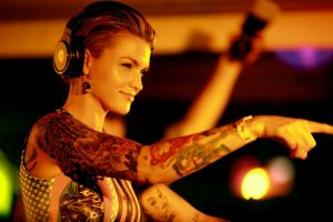 Ruby Rose in 'Pitch Perfect 3'