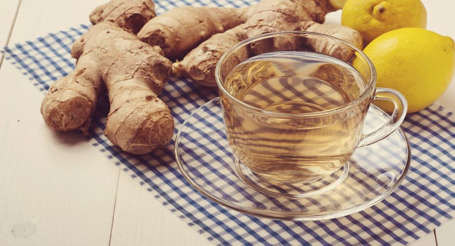 Ginger and its healing power
