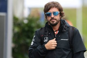 Alonso eyes World F1 Championship title with McLaren-Honda