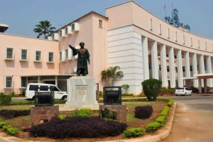 Pandemonium in Odisha assembly over farmers' detention