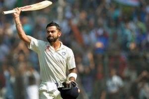 Kohli's aggression is double than mine: Ganguly