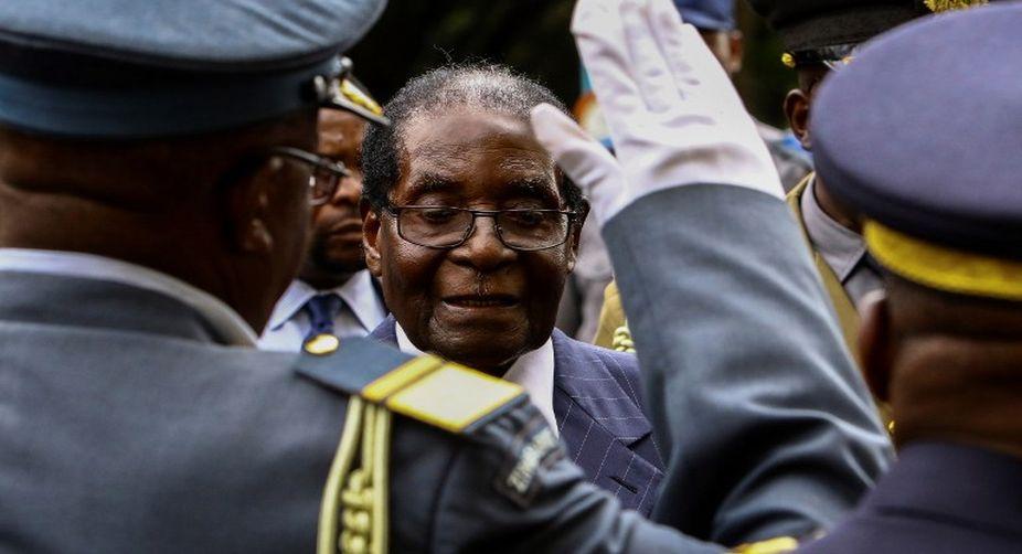 President, Zimbabwe, Robert Mugabe, Parliament