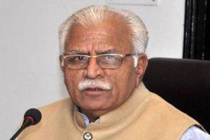 Will consider building gaushalas in jails: CM Khattar