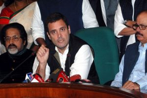 PM Modi is corrupt, says Rahul Gandhi