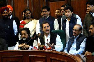 BJP dismisses Rahul's 'corruption' allegations against PM