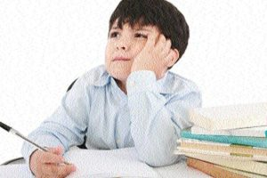 Dealing with depression  in children