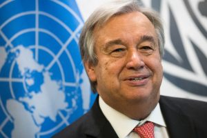 Guterres has no 'lack of interest in solving issues around Kashmir': Spokesperson