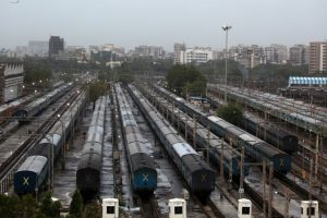 55 trains delayed, 16 cancelled due to fog