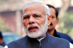 BJP will ensure development in UP: Modi