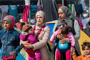 'Syrian refugees could be sent back home to safe zones'