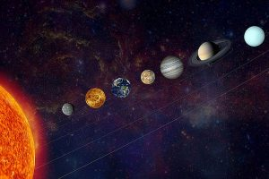 Nearby planetary system is similar to our own: Study
