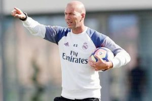 Zidane warns against overconfidence in Club World Cup final