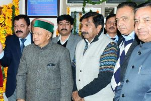 Centre not releasing grants in Himachal: CM