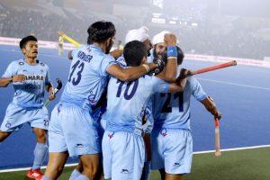 India pip Australia to enter Hockey Junior WC final