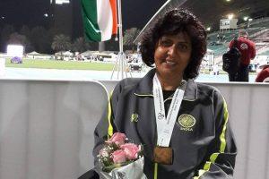 Deepa Malik, Geeta Tandon felicitated by Reebok
