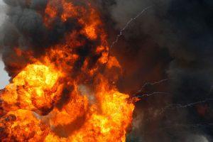 Triple blasts rock Imphal