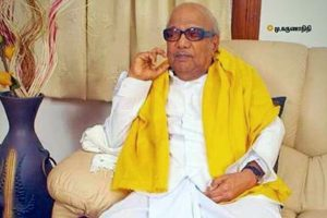 Karunanidhi discharged from hospital