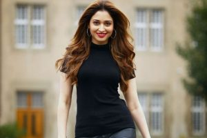 'Baahubali' most unexpected in my career: Tamannaah