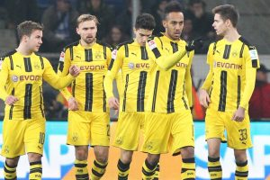 Dortmund held 2-2 by Hoffenheim in Bundesliga
